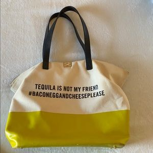 Kate Spade Call to Action tote bag